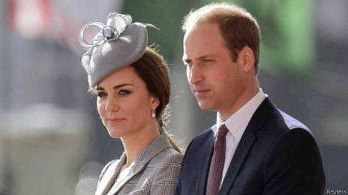 凯特王妃出席外事活动 系宣布怀孕后首露面(图)