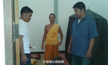 泰国僧人性侵14岁少女 骗受害者母亲屋外守候