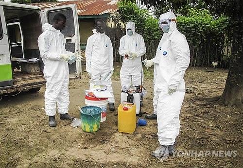 韩国防部拟向埃博拉疫区派遣军方医务人员