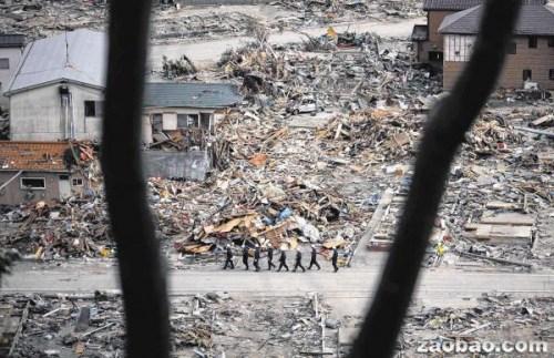 日本大地震灾后重建缓慢 灾民仍住简陋临时房
