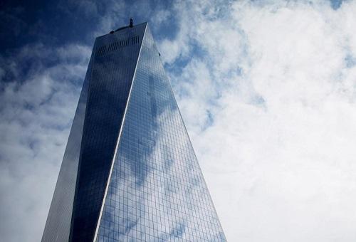 纽约新世贸中心基本竣工3日迎来首个入驻公司