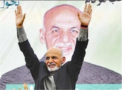 阿富汗总统决定不再使用其部族姓氏