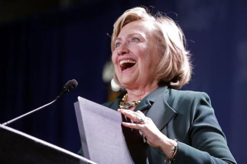 美国中选长期效果待观 分析称希拉里或笑到最后