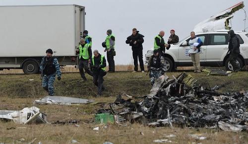 马航MH17坠机事件调查将延续至明年8月