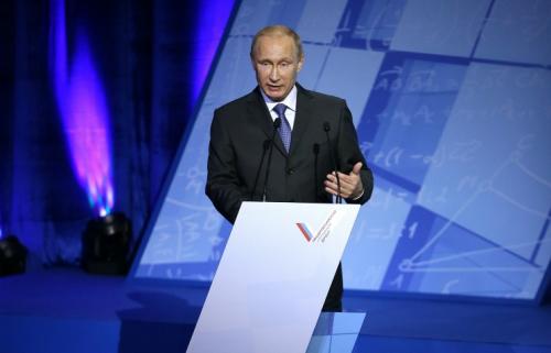 普京将发表国情咨文称将包括维护国家税收稳定