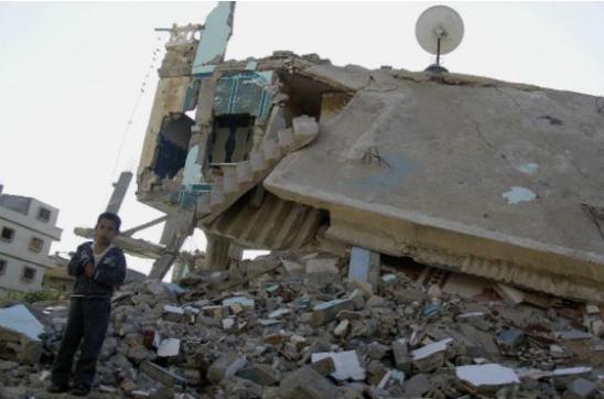 埃及发生冲突致10人死亡 军方摧毁加沙边境房屋