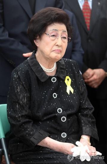 韩国前总统金大中遗孀将由陆路访朝 时间待定