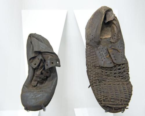 集中营遗址遭窃 8只被害犹太人鞋子不翼而飞(图)