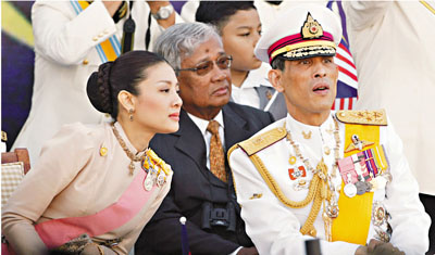 泰王储妃多名亲属涉贪被捕 娘家御赐姓氏遭剥夺