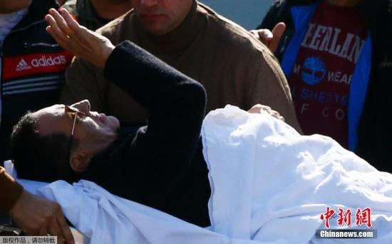 穆巴拉克被判无罪引抗议 数十人死伤近百人被捕