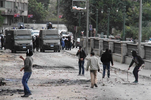 联合国人权机构对埃及当前事态发展表示关切