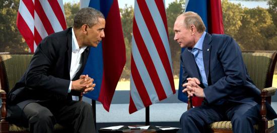 奥巴马称将保持对俄制裁 迫使普京转变对乌立场