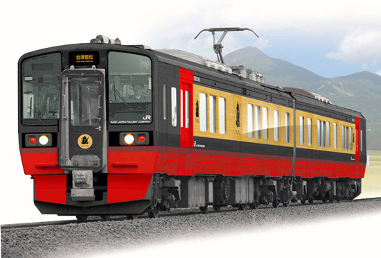 """日本福岛将开通""""咖啡列车"""" 车内设咖啡店(图)"""
