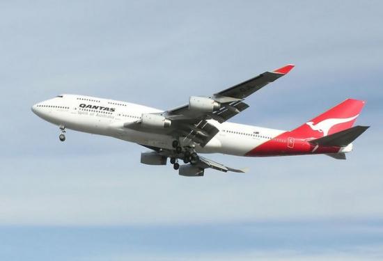 澳大利亚昆达士航空一天3班机迫降 无乘客伤亡