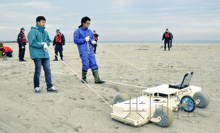 东日本地震3年9个月后 警方仍在寻失踪者线索