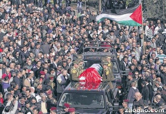 巴勒斯坦部长与以军冲突后死亡 巴以暂停安全合作