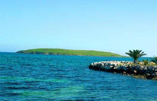 """希腊600万人民币出售""""地中海最美小岛""""(图)"""