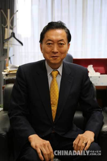 专访日本前首相鸠山由纪夫:日本应更有诚意地道歉