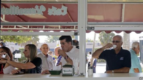 美媒:美国古巴邦交正常化后贸易联系或显著增长