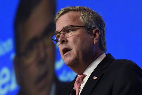 小布什弟弟辞去多个董事会职位瞄准美国总统宝座