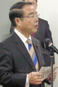 日本原子能防灾相要求全力制定核电站疏散计划
