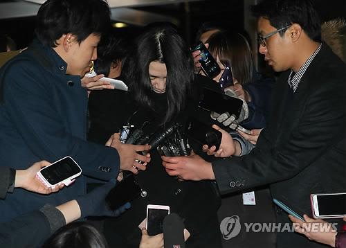 """韩国检方正式起诉""""大闹航班""""大韩航空会长千金"""