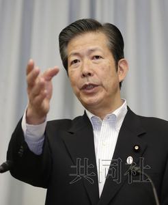 安倍执政伙伴:日本深刻反省历史 走上和平道路