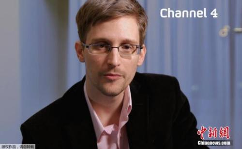 斯诺登:一旦发生网络攻击 美国将是最大输家