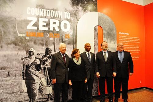 卡特中心:或在未来几年内根除非洲几内亚线虫病