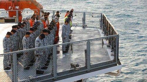 新加坡正式结束对亚航失事航班搜寻任务