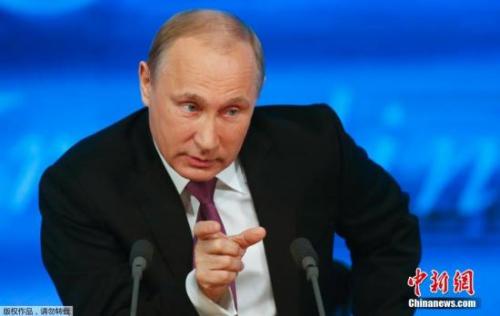 普京:乌大规模征兵令俄担忧 希望基辅恢复理智