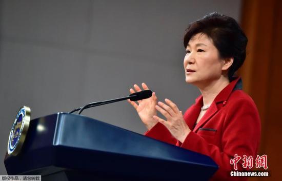 朴槿惠:任何外部势力都无法动摇韩美同盟