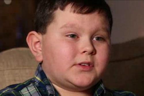 5岁男孩声称自己前世是好莱坞影星吓坏母亲(图)