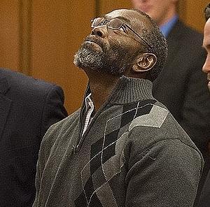 美国男子坐冤狱近40年仅获200万美元赔偿(图)