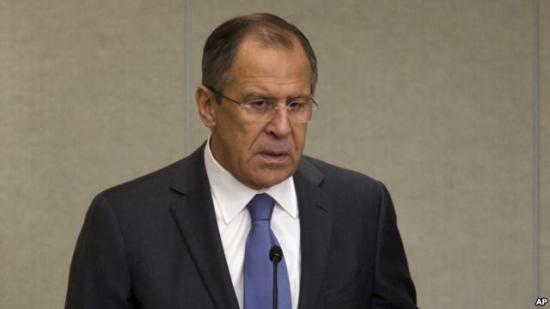 """外媒:俄罗斯外长""""已经离开""""伊核问题谈判桌"""