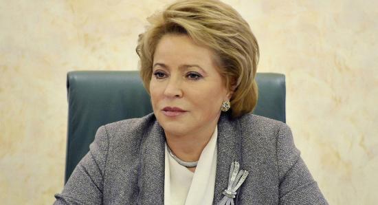 """俄议长:俄罗斯未受到""""颜色革命""""威胁"""