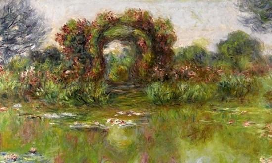6幅莫奈画作将拍卖售价或可达1.1亿美元(图)