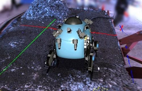 日本研发新型海底探测器可方方面面搜寻资源(希冀)
