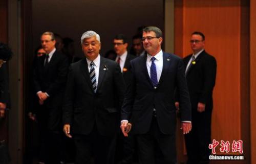 韩国防部发言人:韩美戒长会议未谈萨德事宜