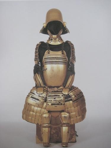 德川家康少年时盔甲或为展出重约12公斤(贪图)