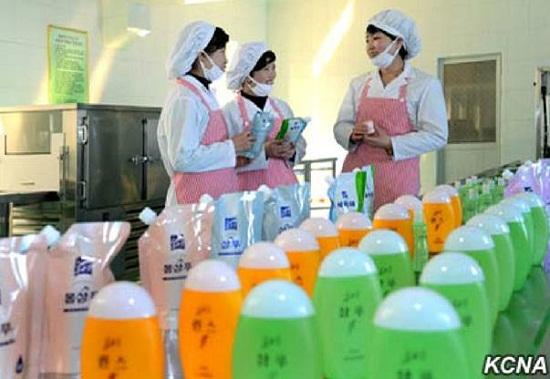 朝媒:朝鲜国产珍珠牌化妆品受男性顾客好评(贪图)