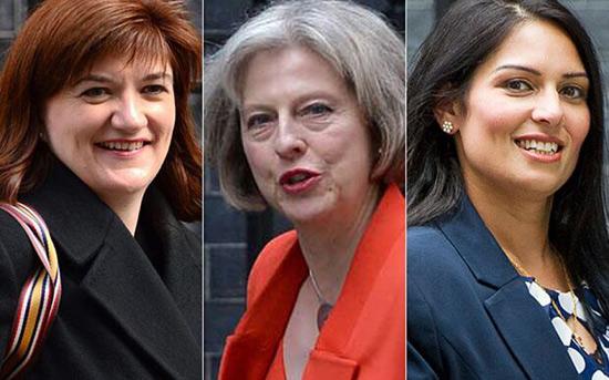 卡梅伦改组内阁将加大女阁员比重或占三分之一