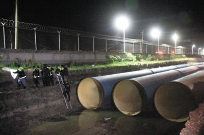 全球头号毒枭从墨西哥顶级监狱穿地道越狱