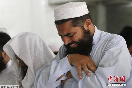 阿富汗首都爆炸致百人死伤 塔利班前一日曾发动袭击