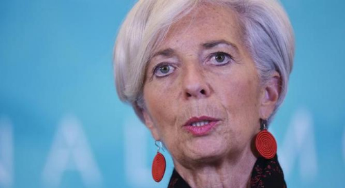 """IMF总裁拉加德涉""""渎职""""突遭传唤 将提起上诉"""