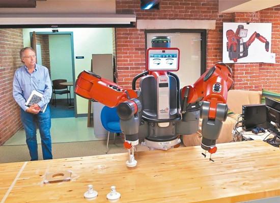 未来机器人抢饭碗 你在危险名单上吗?