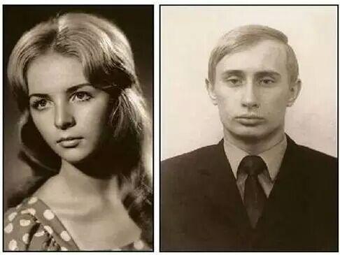 俄媒曝光普京前妻再婚 线索竟因房产证名字变动
