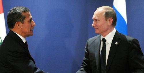 俄秘总统讨论经济局势 指出两国贸易呈增长势头