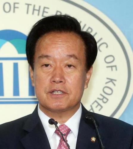 韩国前国会副议长李秉锡涉嫌受贿 主动出面澄清