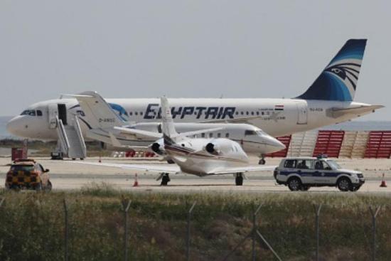 埃航客机失联近3小时:进入希腊领空20分钟后消失
